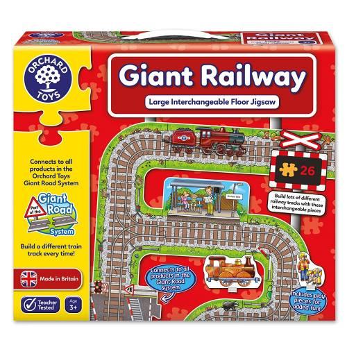 Orchard Giant Railway