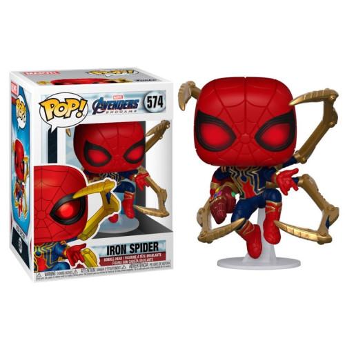 Funko Pop Vinyl - Avengers Endgame - Iron Spider 574