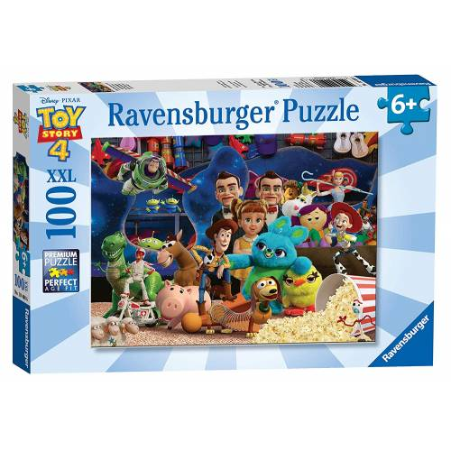 Ravensburger 100 XXL Piece Puzzle Toy Story 4