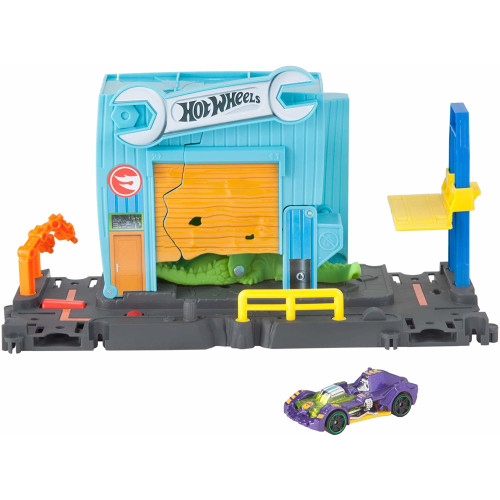 Hot Wheels City Gator Garage Attack