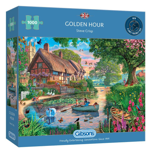 Gibsons Golden Hour 1000pc Puzzle