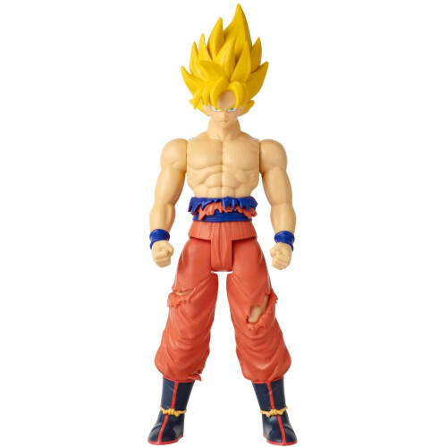Dragonball Super Limit Breaker Series - Super Saiyan Goku [Battle Damage Ver.]