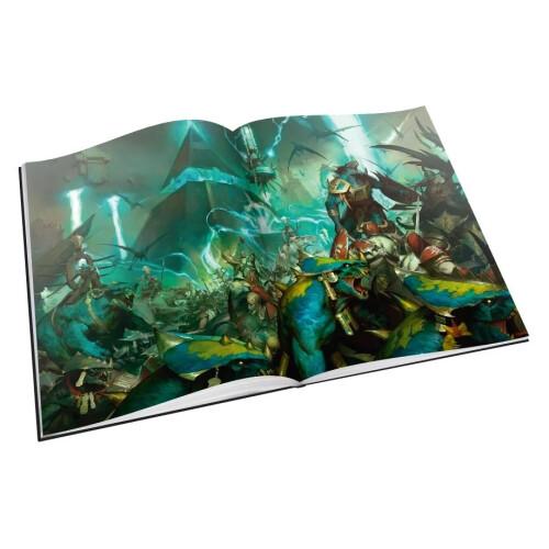 Warhammer Age of Sigmar - Order Battletome Seraphon