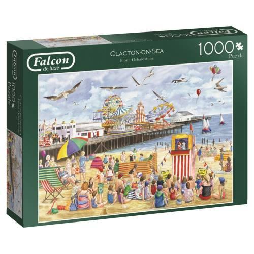 Falcon de luxe Clacton-On-Sea 1000pc Jigsaw Puzzle