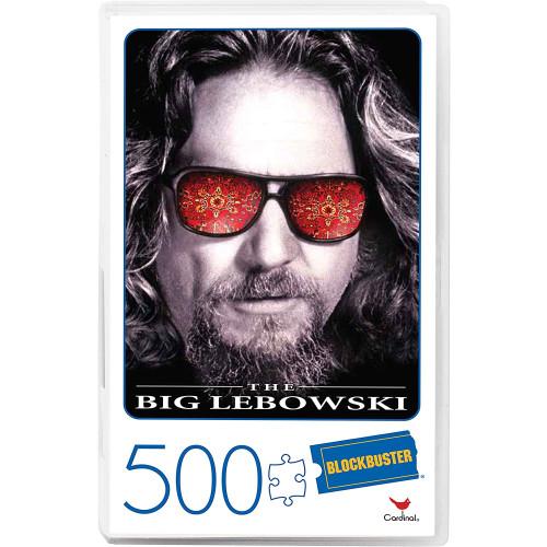Blockbuster 500pc Puzzle - The Big Lebowski