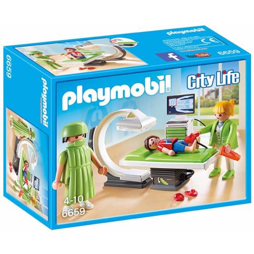 Playmobil 6659 City Life X-Ray Room