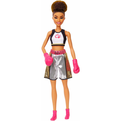 Barbie You Can Be Anything - Boxer Barbie