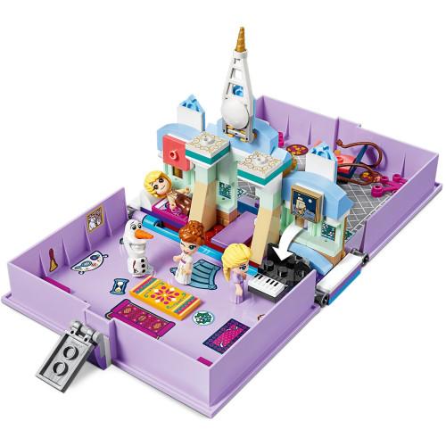 Lego 43175 Disney Princess Anna and Elsa's Storybook Adventures