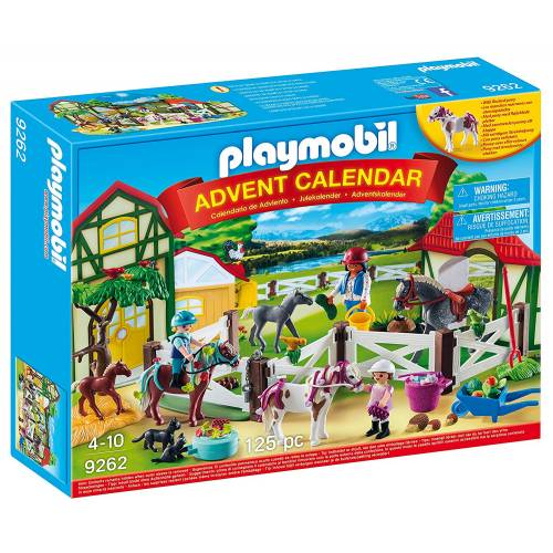 Playmobil Advent Calendar 9264 Horse Farm