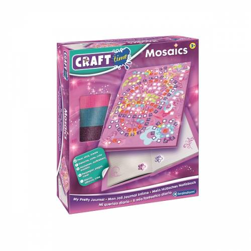 Craft Time Mosaics - My Pretty Journal