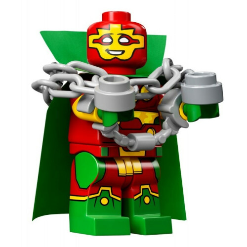 Lego 71026 DC Super Heroes Minifigure Mister Miracle