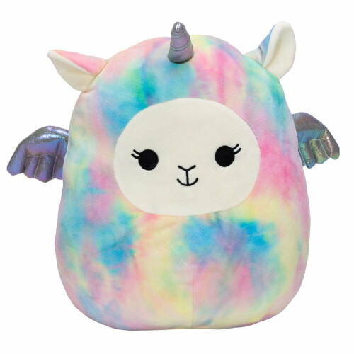 Squishmallows 12 Inch Plush - Lucy-May the Llamacorn