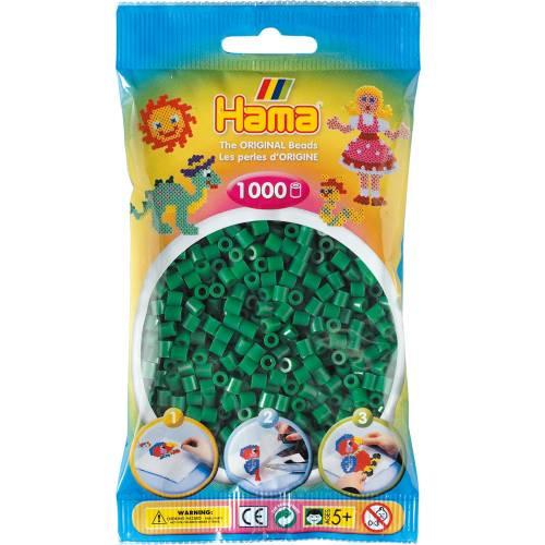 Hama Beads 207-10 Green