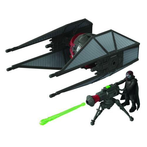 Star Wars Mission Fleet Kylo Ren Tie Whisper