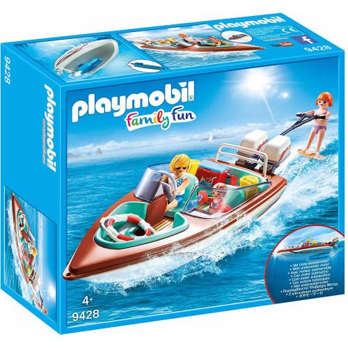 Playmobil 9428 Speedboat With Underwater Motor