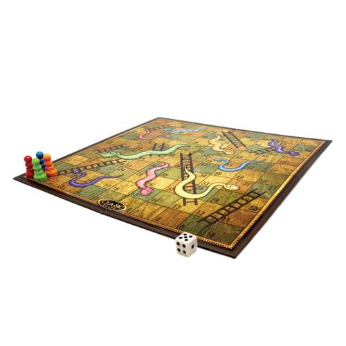 Classic Games - Snakes & Ladders