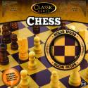 Classic Games - Solid Wood Chess