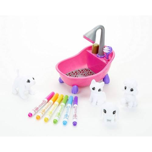 Crayola Washimals Colour and Wash Pets Playset