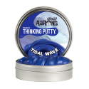 Crazy Aarons Thinking Putty Magnetics - Tidal Wave
