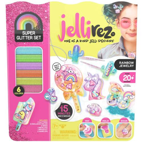 Jellirez Super Glitter Set
