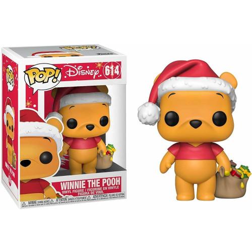 Funko Pop Vinyl - Disney - Holiday Winnie The Pooh 614