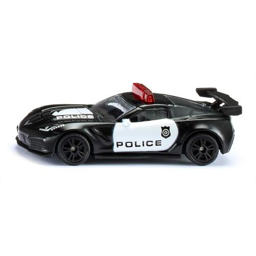 Siku Chevrolet Corvette ZR1 US-Police 1545