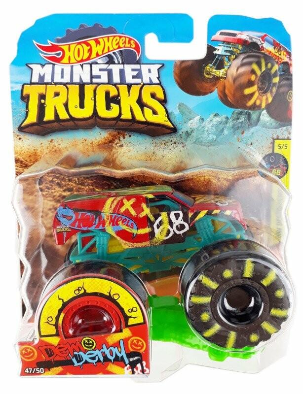 Hot Wheels Monster Trucks Demo Derby Toys N Tuck