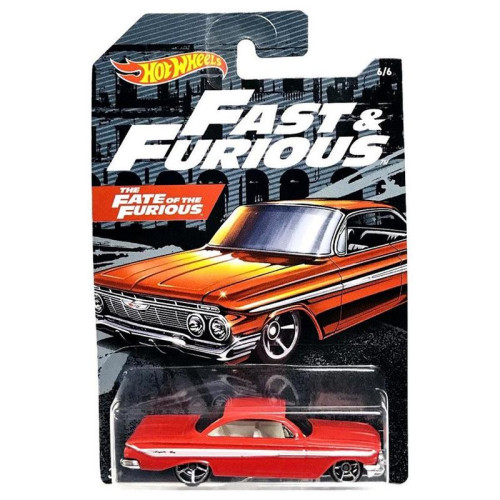 Hot Wheels Fast & Furious - '61 Chevrolet Impala