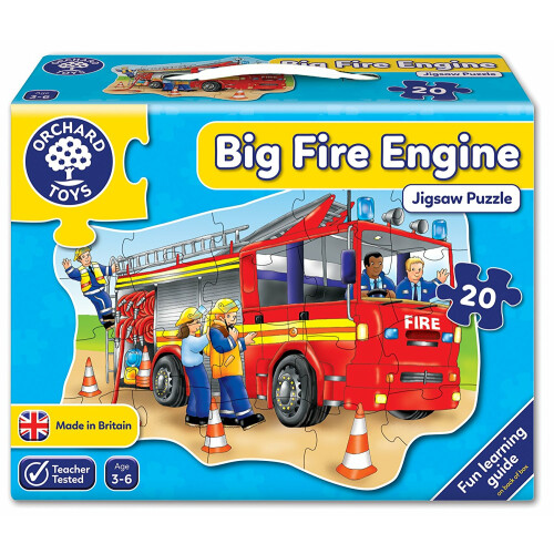 Orchard Big Fire Engine