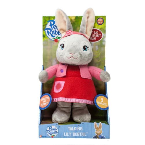 Peter Rabbit - Talking Lily Bobtail