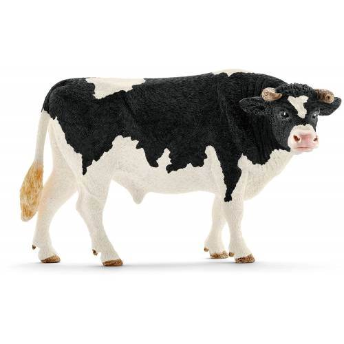 Schleich Farm Life 13796 Holstein Bull