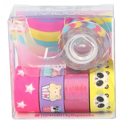 Depesche Top Model Deco Tape - Pink
