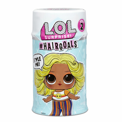 L.O.L. Surprise! Hairgoals Series 2