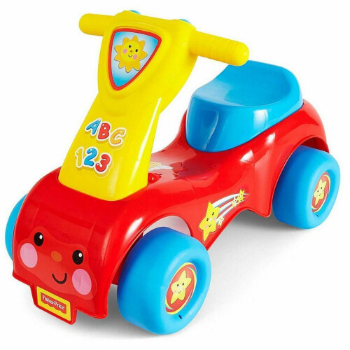 Fisher Price Push 'N Scoot