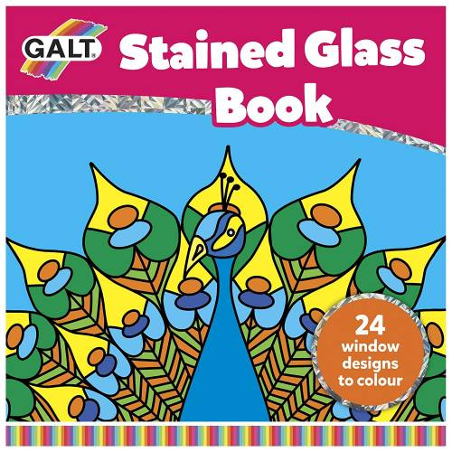 Galt Stained Glass Book