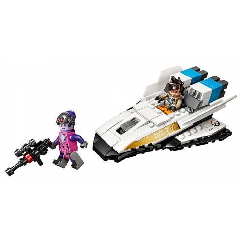 Lego 75970 Overwatch Tracer vs. Widowmaker