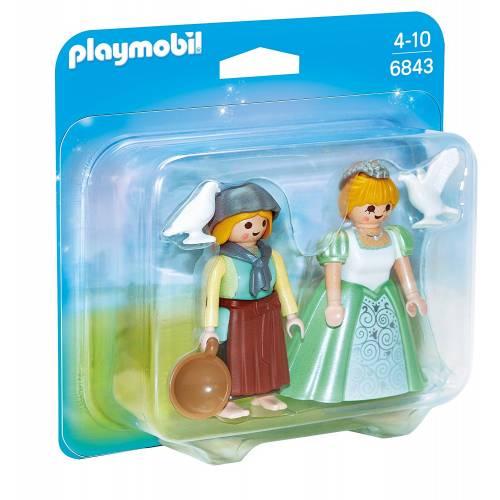 Playmobil 6843 Princess And Handmaid