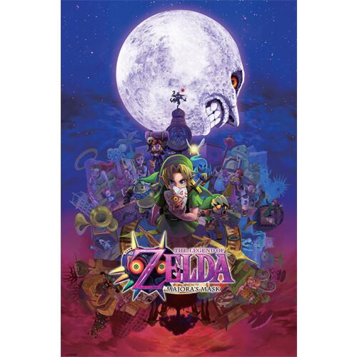 Maxi Posters - The Legend Of Zelda (Majora's Mask)