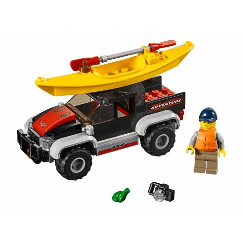 Lego 60240 City Kayak Adventure Set