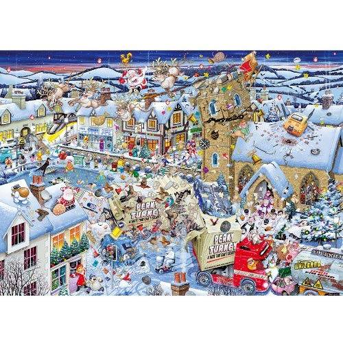 Gibsons I Love Christmas 1000pc