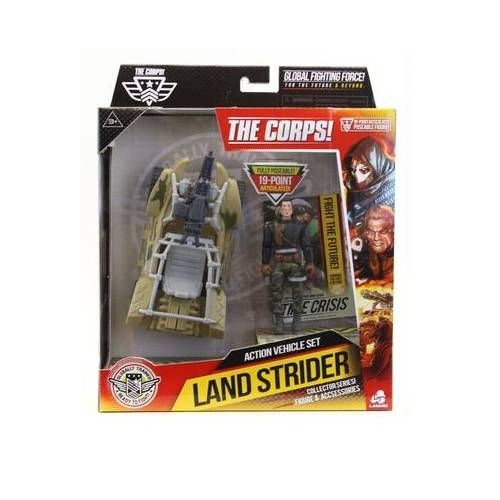 The Corps! Land Strider Assault Buggy