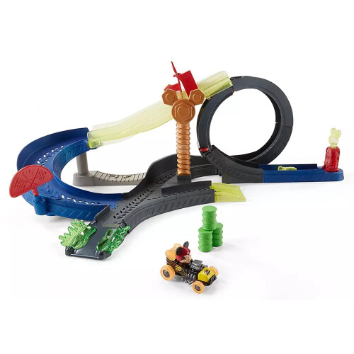 Mickey and the Roadster Racers - Drop & Loop Playset
