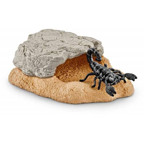 Schleich Accessories 42325 Scorpion Cave