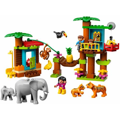 Lego 10906 Duplo Tropical Island