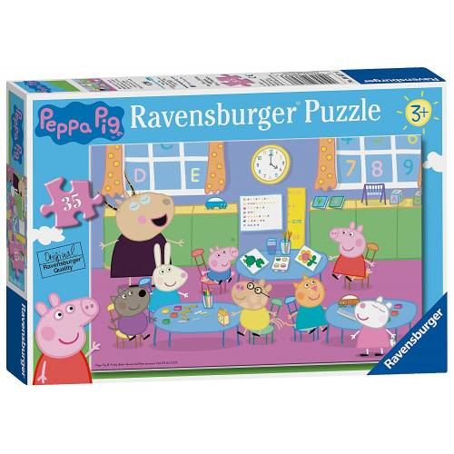 Ravensburger 35pc Puzzle Peppa Pig