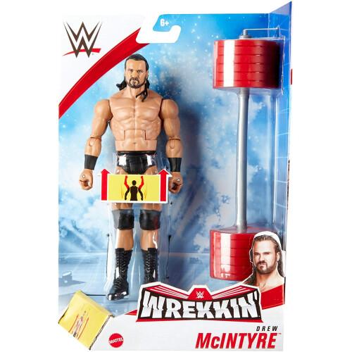 WWE Wrekkin' Action Figure  - Drew McIntyre