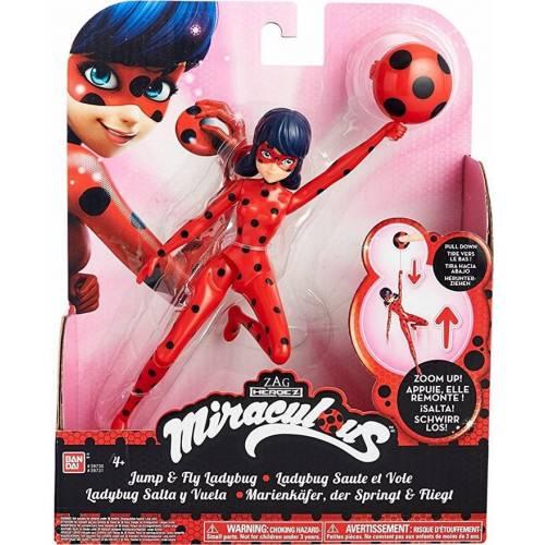 Miraculous - Jump & Fly Ladybug