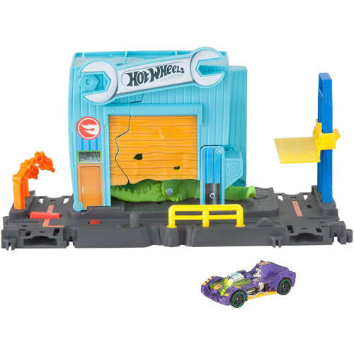 Hot Wheels City Gator Garage Attack