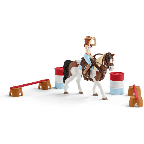 Schleich 42441 Horse Club Hannah's Western Riding Set