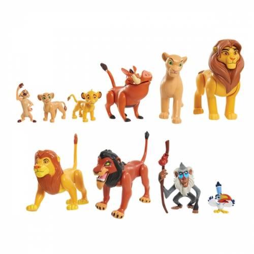 Lion King Deluxe Figure Set